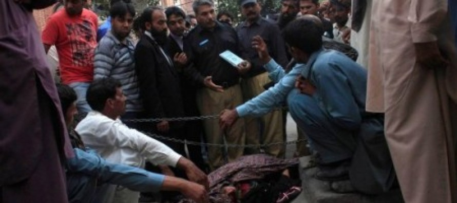 """Honor Killing"" In Pakistan: Woman Stoned To Death By Family Outside Court For Refusing To Marry Cousin"