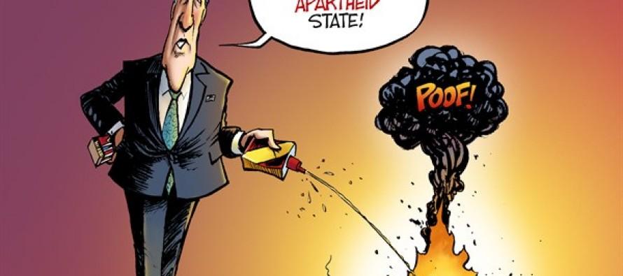 The Diplomatch (Cartoon)