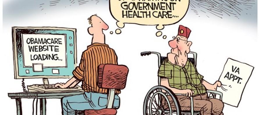 Govt Health Care (Cartoon)
