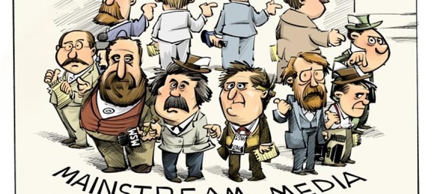 Ring of corruption (Cartoon)