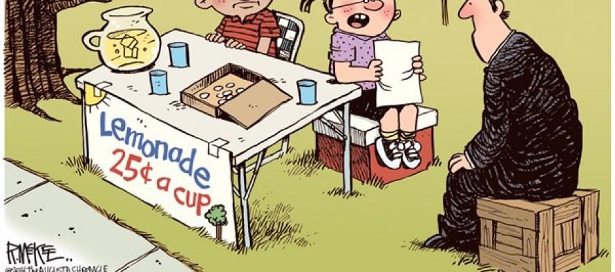 Jobless Grads (Cartoon)
