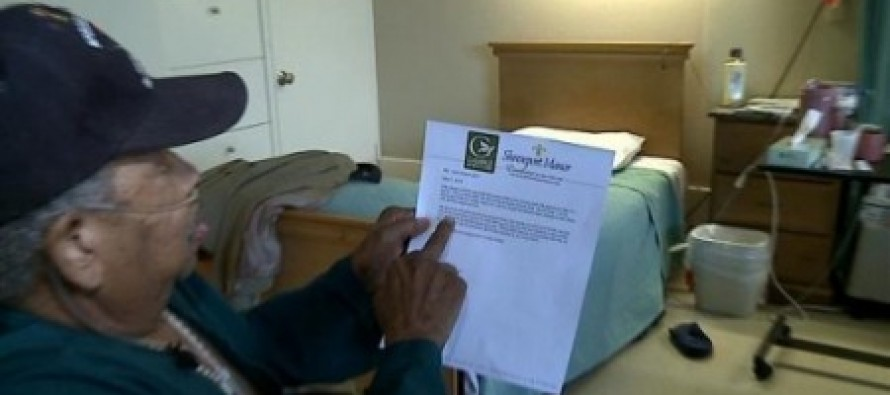 Obama's Minimum Wage Order Results In Veterans Getting Booted From Nursing Homes