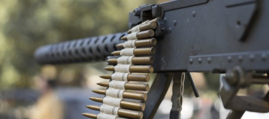 Department of Agriculture Seeking to Purchase Submachine Guns