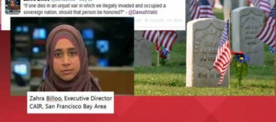 CAIR Officials on Memorial Day Wonder: Do Fallen Troops Really Merit Honoring?