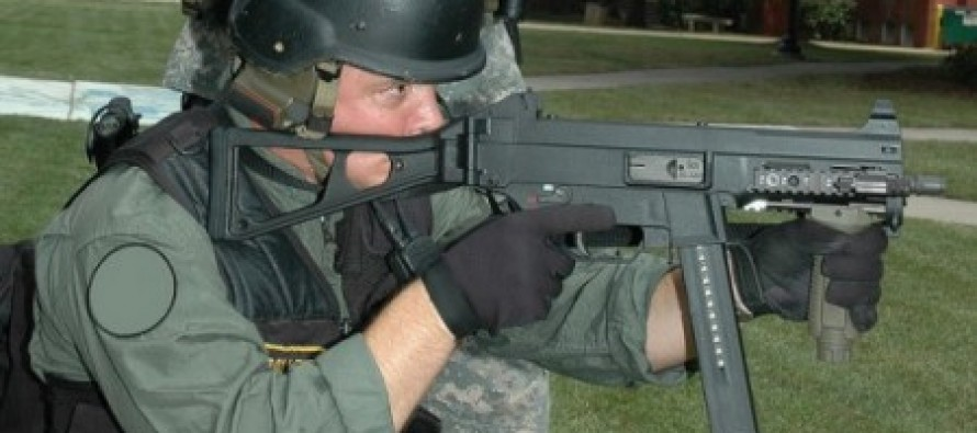 USDA Orders Submachine Guns With 30 Round Magazines And Body Armor