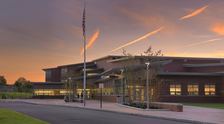 Cole Middle School - SMMA, arch