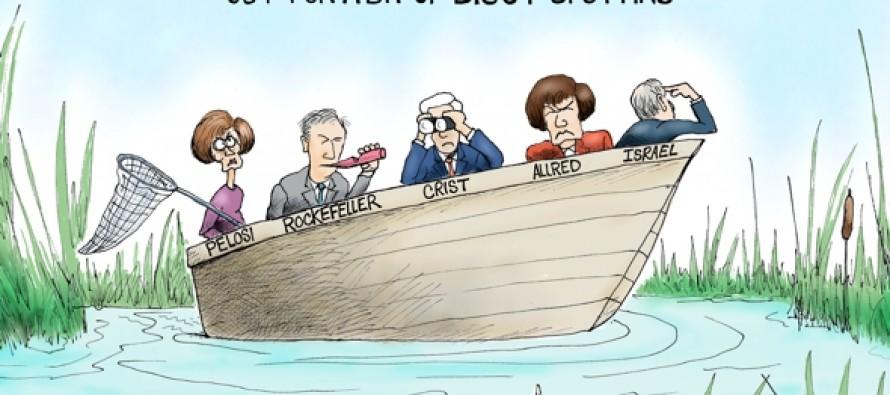 Bigot spotting (Cartoon)