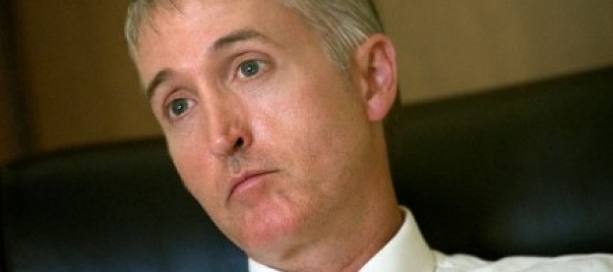 Liberals Threaten to Assassinate Trey Gowdy for Leading Benghazi Investigation