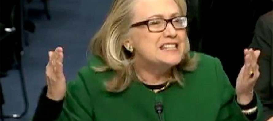 """Hillary Clinton on Gun Control: We Have to """"Reign In"""" American Support for Second Amendment Rights"""