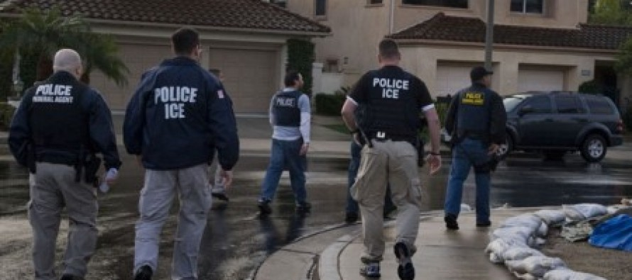 Report: ICE Releases 36K Convicted Criminals Awaiting Deportation