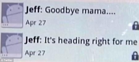 Jeff Goodbye Mama