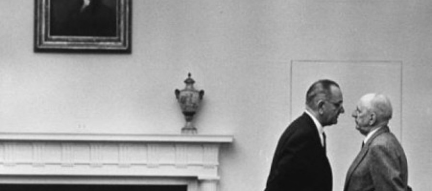 Good News:  Jeb Bush Says He Would Govern Like Lib Icon Lyndon Johnson As President