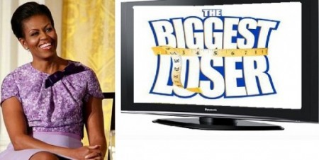 Michelle Obama Biggest Loser