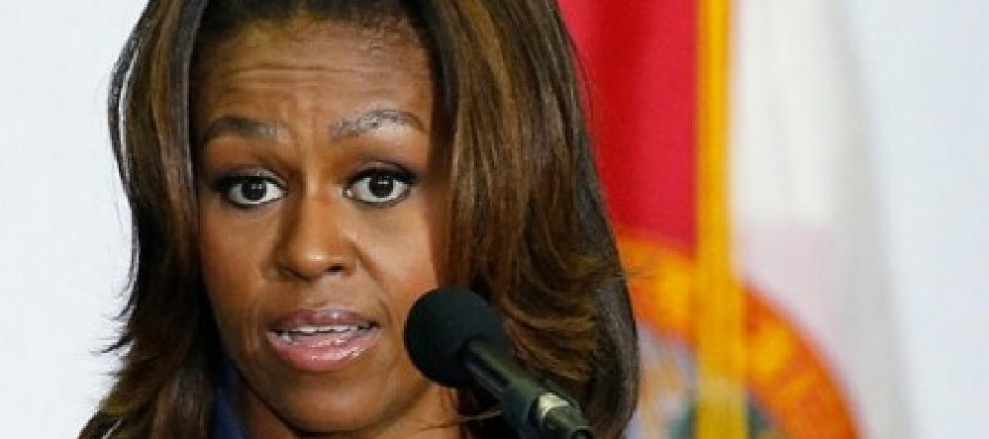 "Michelle Obama Slams House GOP For Trying To Roll Back School Lunch Standards: ""This Is Unacceptable"" & Accuses Them of ""Playing Politics With Kids' Health""…"