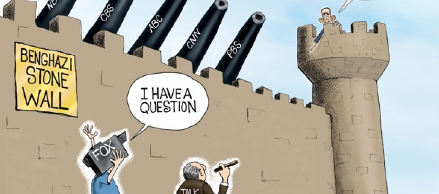 Outside The Wall (Cartoon)
