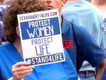 Texas protect life
