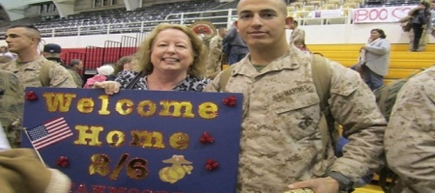 Marine Mom Pleads With the Public to Help Bring Her Son Home From Mexican Prison
