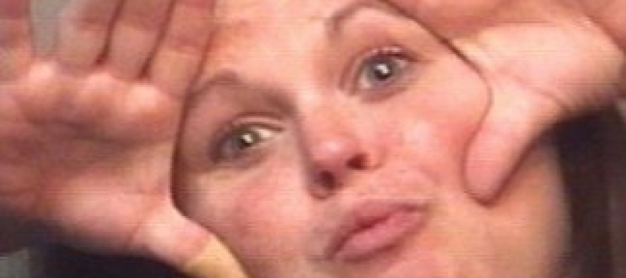 "Drunk Mom Arrested For Child Endangerment Poses and Makes ""Funny Face"" For Mug Shot"