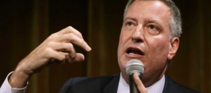 Priorities:  De Blasio Brings Back the War on Big Gulps
