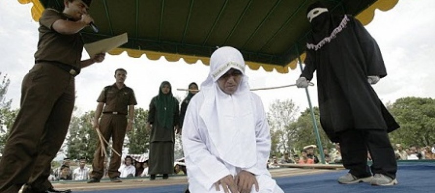 Sharia Court in Indonesia Orders Caning of Gang Rape Victim