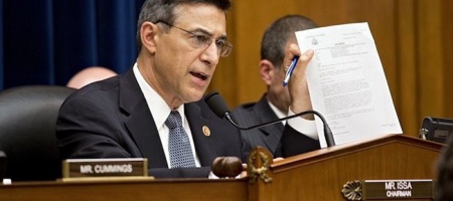 Darrell Issa Subpoenas John Kerry Again after State Department lies to him