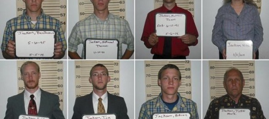 Six Brothers Arrested for Sexually Abusing a Girl Starting at Age Four — Their Parents Knew and Did Nothing