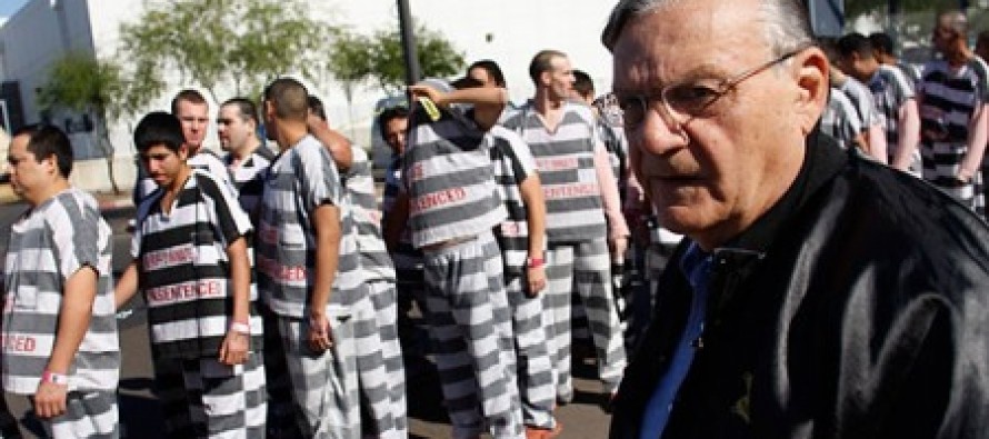 EXCLUSIVE: America's Toughest Sheriff Joe Arpaio Has Raised 4 Million Dollars For a Run at the Arizona Governor's Mansion