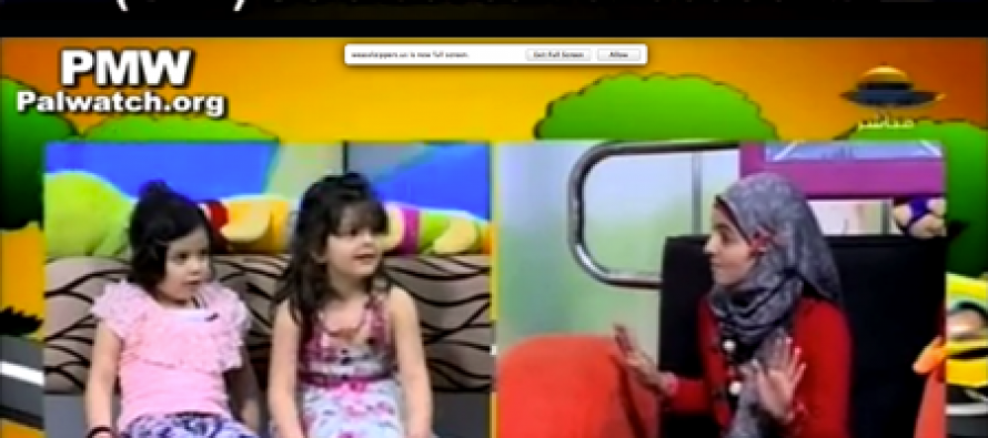 """Hamas TV Kids Show Features Cute Giant Bee Imploring Children To Kill """"All The Jews"""" (Video)"""