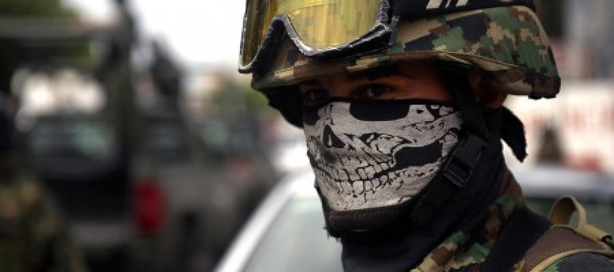 Rogue Mexican Army Troops Attack U.S. Citizens.