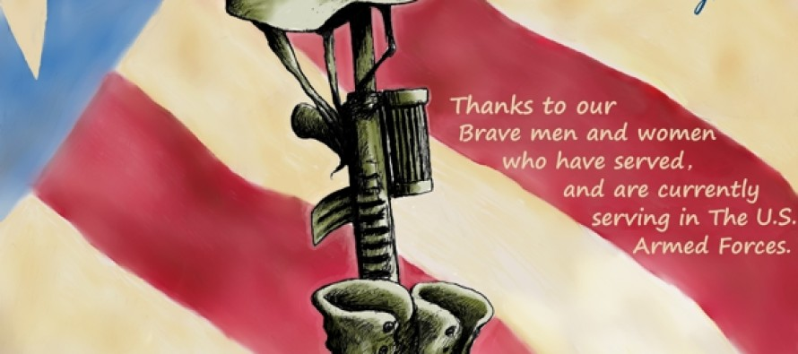 Memorial Day 2014 (Cartoon)