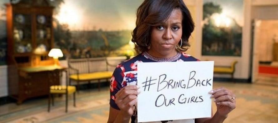 Palin Calls the Obama Administration's Hashtag Activism 'Lazy', 'Naive', and 'Embarrassing'
