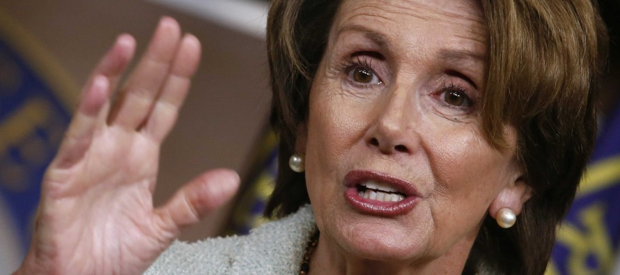 Seriously? Nancy Pelosi says Families of Benghazi Victims asked to put a stop to the Investigation
