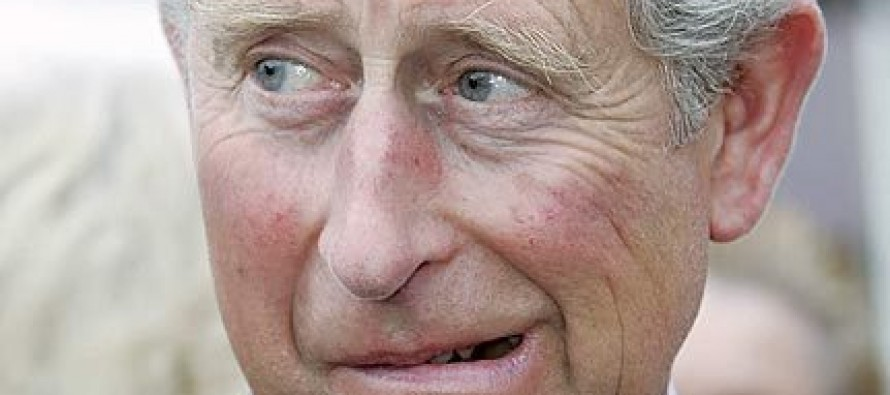 Prince Charles: Save the World From Global Warming by Ending Capitalism