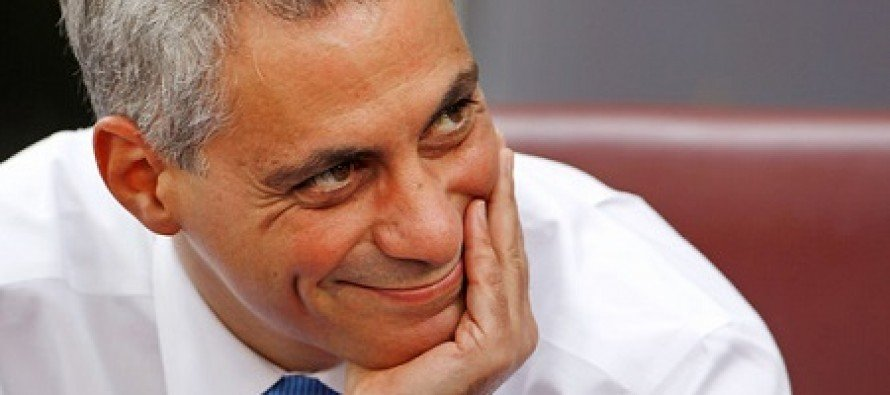 Chicago Mayor Rahm Emanuel Announces He Will Give Illegal Aliens City Jobs and Internships