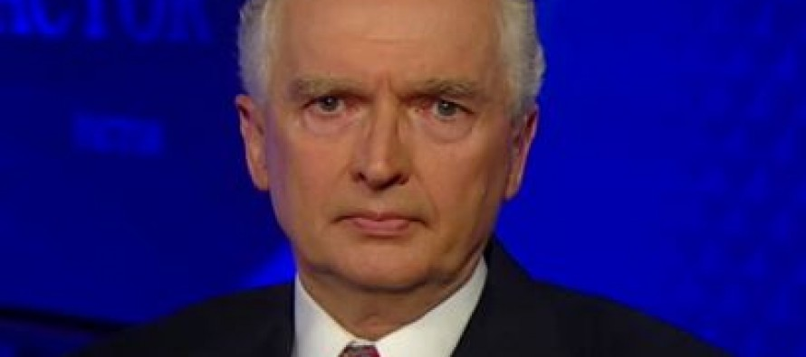 "Lt. Col. Ralph Peters: ""This is the First Time We've Had a President Who's an Outright Coward"""