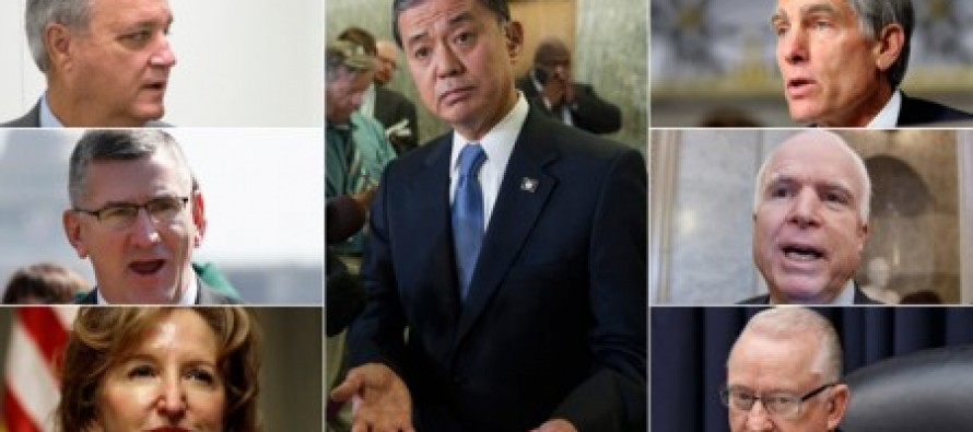 Even DEMOCRATS In Congress Are Now Calling For Eric Shinseki To Resign Over VA Scandal