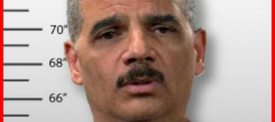 Eric Holder Using Money Meant To Secure Border To Pay For Lawyers For Illegals To Avoid Deportation