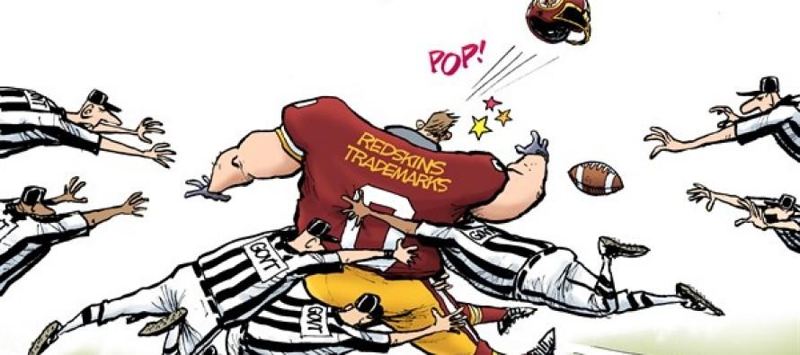 Redskins Trademarks (Cartoon)