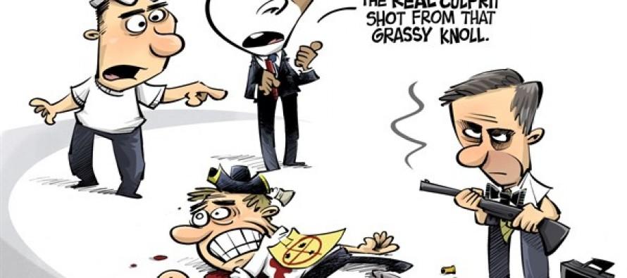 Conspiracy Kooks (Cartoon)