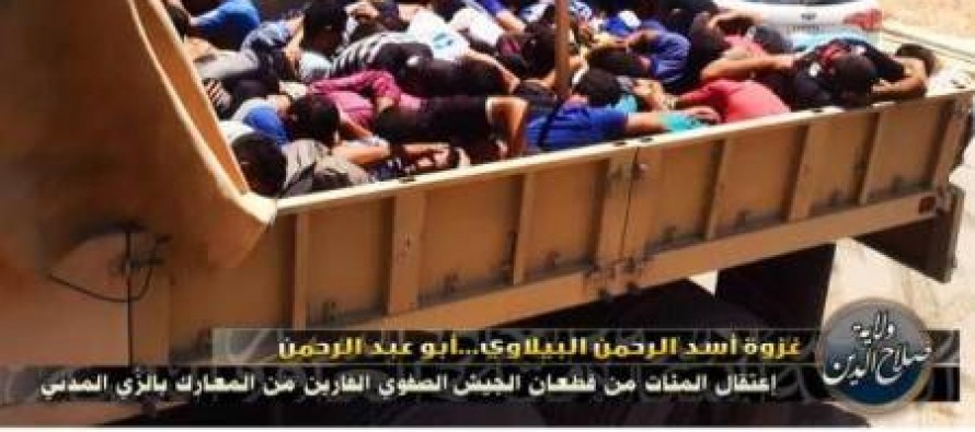 Bloody ISIS MASS EXECUTION in Ditch near Tikrit -HORROR! [PHOTOS]