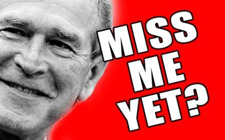 BUSH-miss-me-yet