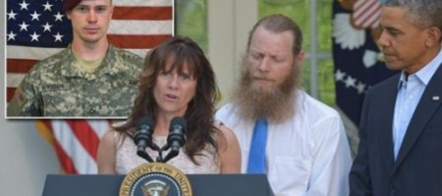 """Father Of Soldier Obama Gave Up Terrorists For In Afghanistan:  """"I Am Working to Free All Guantanamo Prisoners… ameen"""""""