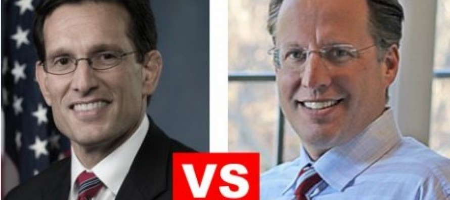 BREAKING NEWS: Eric Cantor LOSES HIS PRIMARY Over Amnesty