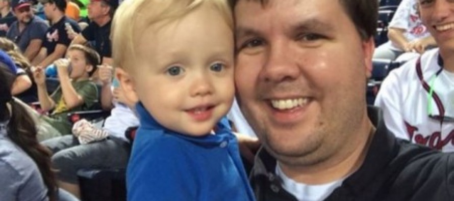 Father charged with murder after DELIBERATELY leaving toddler in hot car to die