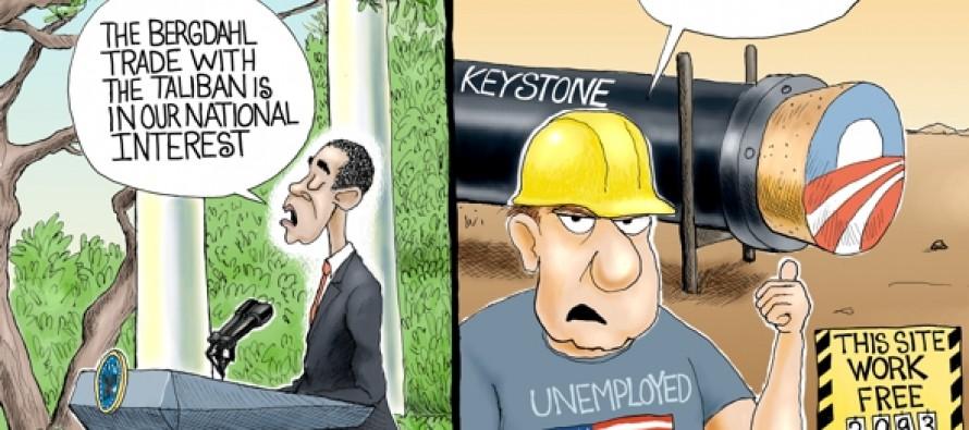 The National Interest (Cartoon)