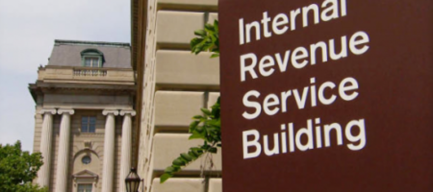 IRS Admits Guilt In Illegal Release Of Conservative Organization's Private Tax Info