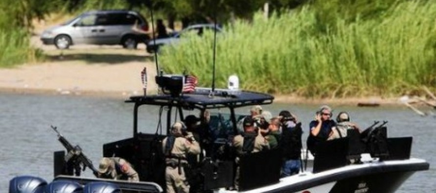 Shots Fired Across Southern Border To Harass US Law Enforcement