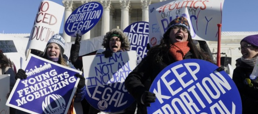 Think Progress dishonest headline: SCOTUS Just Made It Harder For Women To Exercise Their Right To Choose really means…