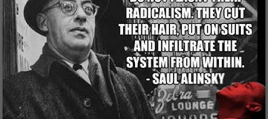 "The Best Quotes From Saul Alinsky's ""Rules For Radicals."""