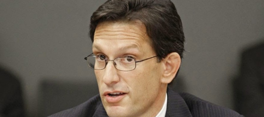 KA-BOOM! House Majority Leader Eric Cantor loses Virginia GOP primary to TEA PARTY Dave Brat